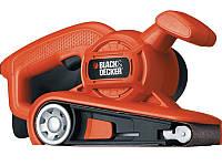 Ленточная шлифовальная машина Black&Decker KA86