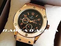 Наручные мужские и женские часы Hublot Big Bang Gold