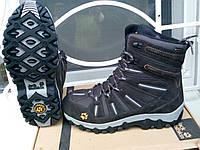 Обувь зимняя Jack Wolfskin серые