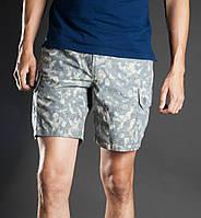 Лёгкие летние шорты карго Staff - Cargo design camouflage ( камуфляж )