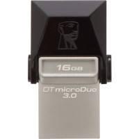 Flash Kingston DT Microduo 16Gb OTG 3.0 флешка