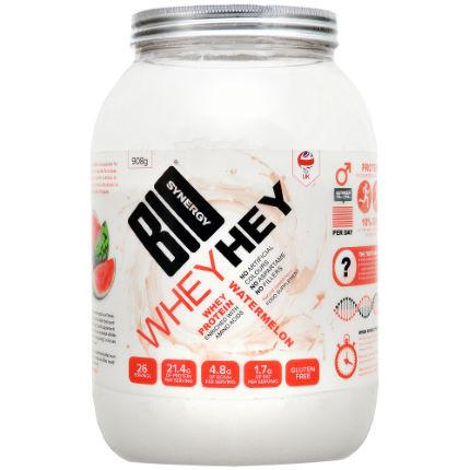 Bio-Synergy - Протеиновый порошок Whey Hey (908 г) - Эксклюзив