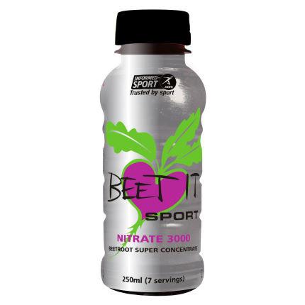 Beet It - Напиток Sport Nitrate 3000 6 бутылок x 250мл