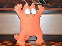 Подушка-игрушка  Кот Саймон 55 см