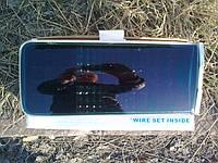 Диодные задние фонари на ВАЗ 2106 Глаза паука №3 (супер черные)