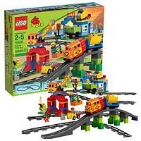 Lego Лего  Duplo Большой поезд Делюкс 10508