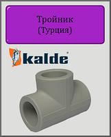 Тройник Kalde 110 полипропилен