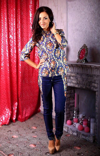 Костюм женский , блузка и брюки