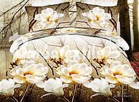 Полуторный набор постельного белья Ранфорс №112