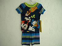 "Пижама (летняя) ""Друзья Микки"" на мальчика Disney"