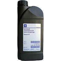 GM Dexron VI для АКПП и ГУР Трансмиссионное масло