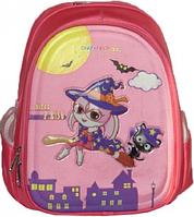 Рюкзак школьный ортопедический Dr.Kong Z065 розовый
