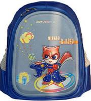 Рюкзак школьный ортопедический Dr.Kong Z065 синий