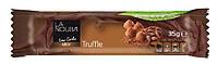 """Шоколадный Батончик низкоуглеводный  """"Молочный Шоколад Трюфель"""" """"La Nouba"""" без сахара"""