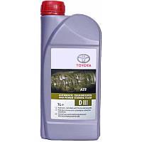 TOYOTA ATF D III - (EU) Гидравлическая жидкость