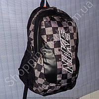 Рюкзак 114229 черный с серым спортивный школьный размер 26 см х 42 см х 24 см объем 25 л