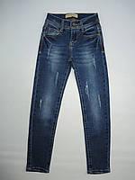 Модные джинсовые штаны для девочки