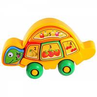 Развивающая игрушка (пазлы) Черепашка 8 элементов Тигрес 39102