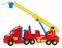 Іграшкова машина Super Track пожежна Wader 36570
