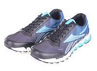 Классные мужские  кроссовки REEBOK Голубые
