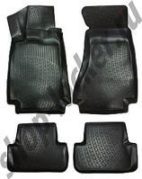 Коврики в салон Audi A5 (11-) (полимерные) L.Locker