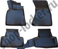 Коврики в салон Audi Q5 (08-12) (полимерные) L.Locker Ауди Ку5