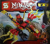 Конструктор Senco Ninja SY249 ABCD