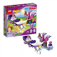 Lego Лего Duplo Волшебная карета Софии Прекрасной 10822
