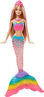 Кукла Барби Русалочка Яркие огоньки. Barbie Rainbow Lights Mermaid Doll