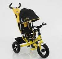 Детский трехколесный велосипед Best Trike 5555 как Lamborghini
