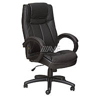 Кресло Орлеан HB кожзам черный (Model-179 Pu+Pvc Black)