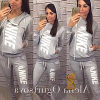 Женский спортивный костюм найк норма и батал