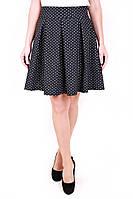 Юбка коттон горох (2 цвета), джинсовая юбка, юбка со звездами, юбки оптом, дропшиппинг украина