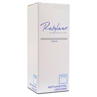 Препарат для биоревитализации Restylane Vital (Рестилайн Витал) Lidocaine