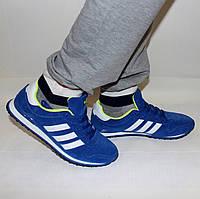 Мужские кроссовки Adidas синие