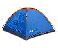 Однослойная трехместная палатка Coleman 1012 с москитной сеткой