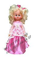 Кукла большая в нарядном платье