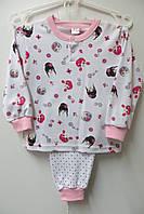Пижама для девочки ТМ Татошка