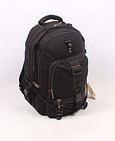 Функциональный рюкзак Gold Be в черном цвете