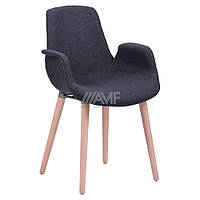 Кресло Leonar FB Wood Пластик Черный