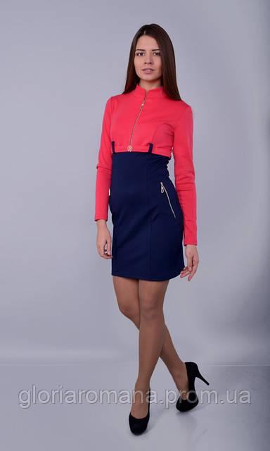 Добавились новые модели молодежных платьев