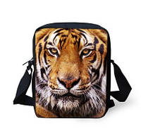 3D сумка с тигром.