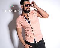 Мужская стильная рубашка 42-50