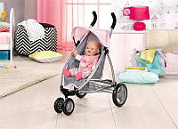 Коляска трехколесная для куклы Baby Born Zapf Creation 821367