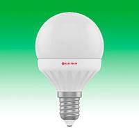 Светодиодная лампа LED 4W 4000K E14 ELECTRUM LB-10 (A-LB-0533)
