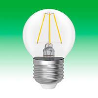Светодиодная лампа LED 4W 2900K E27 ELECTRUM LB-4F (A-LB-0412)