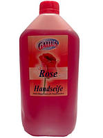 Жидкое мыло Gallus с ароматом розы MEGA PACK 5 л.- Германия