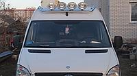 Верхняя дуга Mercedes Sprinter / Мерседес Спринтер 906 2006+,2013+ в.