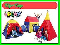 Детская большая палатка 5в1