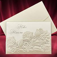 Пригласительные открытки на свадьбу и праздничные торжества 5530